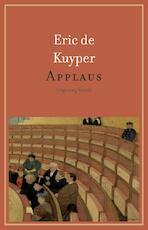 Applaus - Eric De Kuyper (ISBN 9789460041037)