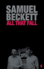 All that Fall - Samuel Beckett (ISBN 9780571229123)