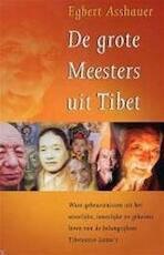De grote meesters uit Tibet