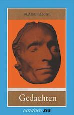 Gedachten - Blaise Pascal (ISBN 9789031503162)
