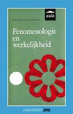 Fenomenologie en werkelijkheid