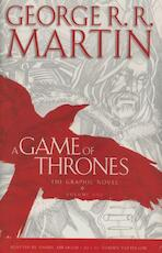 A Game of Thrones: the Graphic Novel 1 - George R. R. Martin (ISBN 9780440423218)