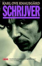 Schrijver - Karl Ove Knausgård (ISBN 9789044532265)
