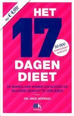 Het 17-dagendieet - Mike Moreno (ISBN 9789021554921)