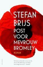 Post voor mevrouw Bromley - Stefan Brijs (ISBN 9789025446208)