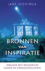Bronnen van inspiratie - Jaap Hiddinga (ISBN 9789020209204)