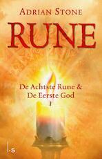 De achtste rune; De eerste God - Adrian Stone (ISBN 9789024566549)