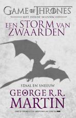 Een storm van zwaarden / 3A Staal en sneeuw - George R.R. Martin (ISBN 9789024563968)