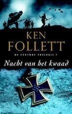 Nacht van het kwaad - Ken Follett (ISBN 9789022571545)