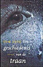 Een geschiedenis van de traan - Tom Lutz, Amp, Carola Kloos (ISBN 9789041405128)