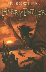Harry Potter and the Order of the Phoenix - J K Rowling (ISBN 9781408855935)