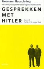 Gesprekken met Hitler - Hermann Rauschning (ISBN 9789068011876)