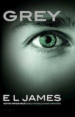 Grijs - E.L. James (ISBN 9789044630039)