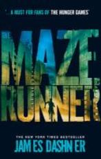 Maze Runner - James Dashner (ISBN 9781908435132)