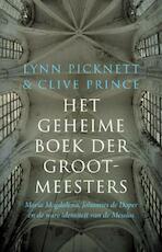 Geheime boek der grootmeesters - Prince, L. Picknett (ISBN 9789021549101)