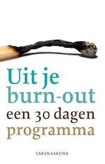 Uit je burnout - Carien Karsten (ISBN 9789021562308)