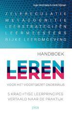 Handboek leren leren voor het voortgezet onderwijs - Inge Verstraete, Karin Nijman (ISBN 9789491806568)