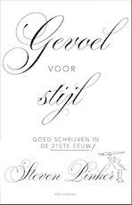 Gevoel voor stijl - Steven Pinker (ISBN 9789045028460)