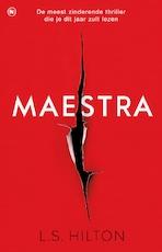 Maestra - L.S. Hilton (ISBN 9789044351088)