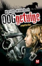 Ooggetuige - Mariëtte Middelbeek (ISBN 9789460683343)