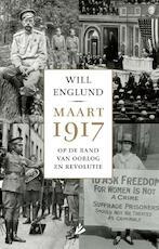 Maart 1917 - Will Englund (ISBN 9789048829545)