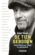 De tien geboden - Arjan Visser (ISBN 9789049960353)