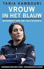 Vrouw in het blauw - Tania Kambouri (ISBN 9789089758910)