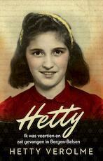 Hetty - Hetty Verolme (ISBN 9789026622045)