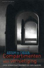 Compartimenten van vernietiging - Abram de Swaan (ISBN 9789035140813)