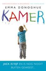 Kamer - Emma Donoghue (ISBN 9789045802664)