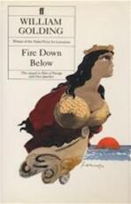 Fire down below - William Golding (ISBN 9780571152032)