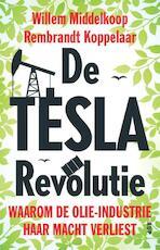 De Tesla-revolutie - Willem Middelkoop, Rembrandt Koppelaar (ISBN 9789462982079)