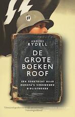De grote boekenroof - Anders Rydell (ISBN 9789045031910)