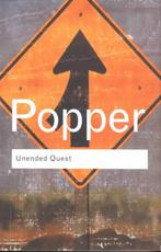 Unended Quest - Karl Raimund Popper (ISBN 9780415285902)