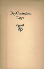Dry Coninghen Leys. Uit Het Hofken der Geestelijcker Liedekens. Leuven 1577, thans, met houtsneden door Bert Bouman vercierd. - N/A