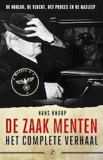 De zaak menten - Hans Knoop (ISBN 9789089753229)