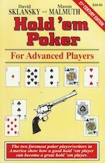Hold'Em Poker for Advanced Players - David Sklansky, Mason Malmuth (ISBN 9781880685228)