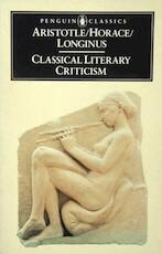 Classical Literary Criticism - Aristotle, Horace, Longinus (ISBN 9780140441550)