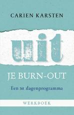 Uit je burnout - Carien Karsten (ISBN 9789021566610)