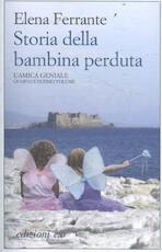 Storia della bambina perduta. L'amica geniale - Elena Ferrante (ISBN 9788866325512)