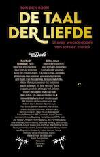 De taal der liefde - Ton den Boon (ISBN 9789460773600)