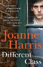 Different Class - Joanne Harris (ISBN 9780552777025)