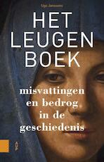 Het leugenboek - Ugo Janssens (ISBN 9789462987364)