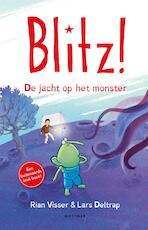 De jacht op het monster - Rian Visser (ISBN 9789025767785)