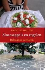 Sinaasappels en engelen - Ingo Schulze (ISBN 9789460231445)