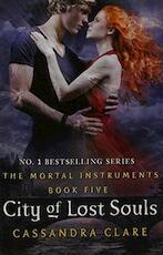 City of Lost Souls - Cassandra Clare (ISBN 9781406356373)