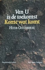 Van U is de toekomst - Huub Oosterhuis (ISBN 9789061529637)