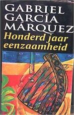 Honderd jaar eenzaamheid - Gabriel Garcia Marquez (ISBN 9789029055482)
