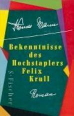 Bekenntnisse des Hochstaplers Felix Krull. Geschenkausgabe - Thomas Mann (ISBN 9783103481297)