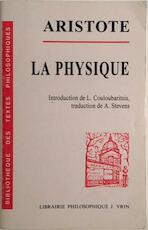 La physique - Aristotle, Lambros Couloubaritsis, Annick Stevens (ISBN 9782711614011)